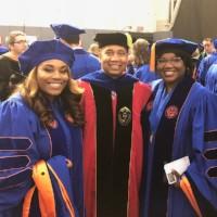 First black women Ph.D. graduates
