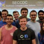 2018 uf ccdc team