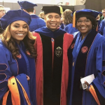 Dr. France Jackson, Dr. Juan Gilbert, and Dr. Jessica Jones