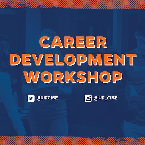 Spring 2018 Career Development Workshop