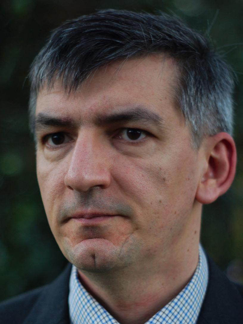 Alin Dobra, Ph.D.