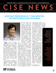 CISE News Fall 2009 Newsletter
