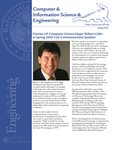 CISE News Spring 2005 Newsletter