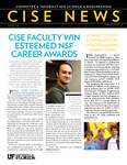 CISE News Summer 2009 Newsletter