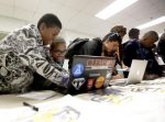Students Get Early Glimpse at the Joy of Computer Coding