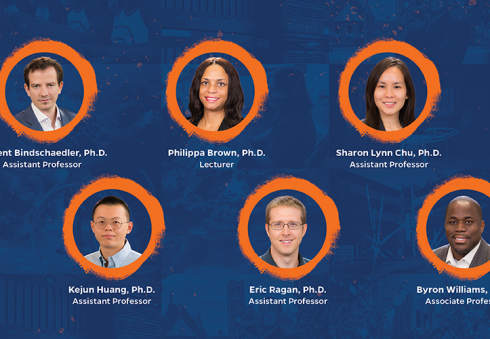 Announcing 2018 New Faculty Hires