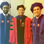 First HCC Ph.D. Graduates