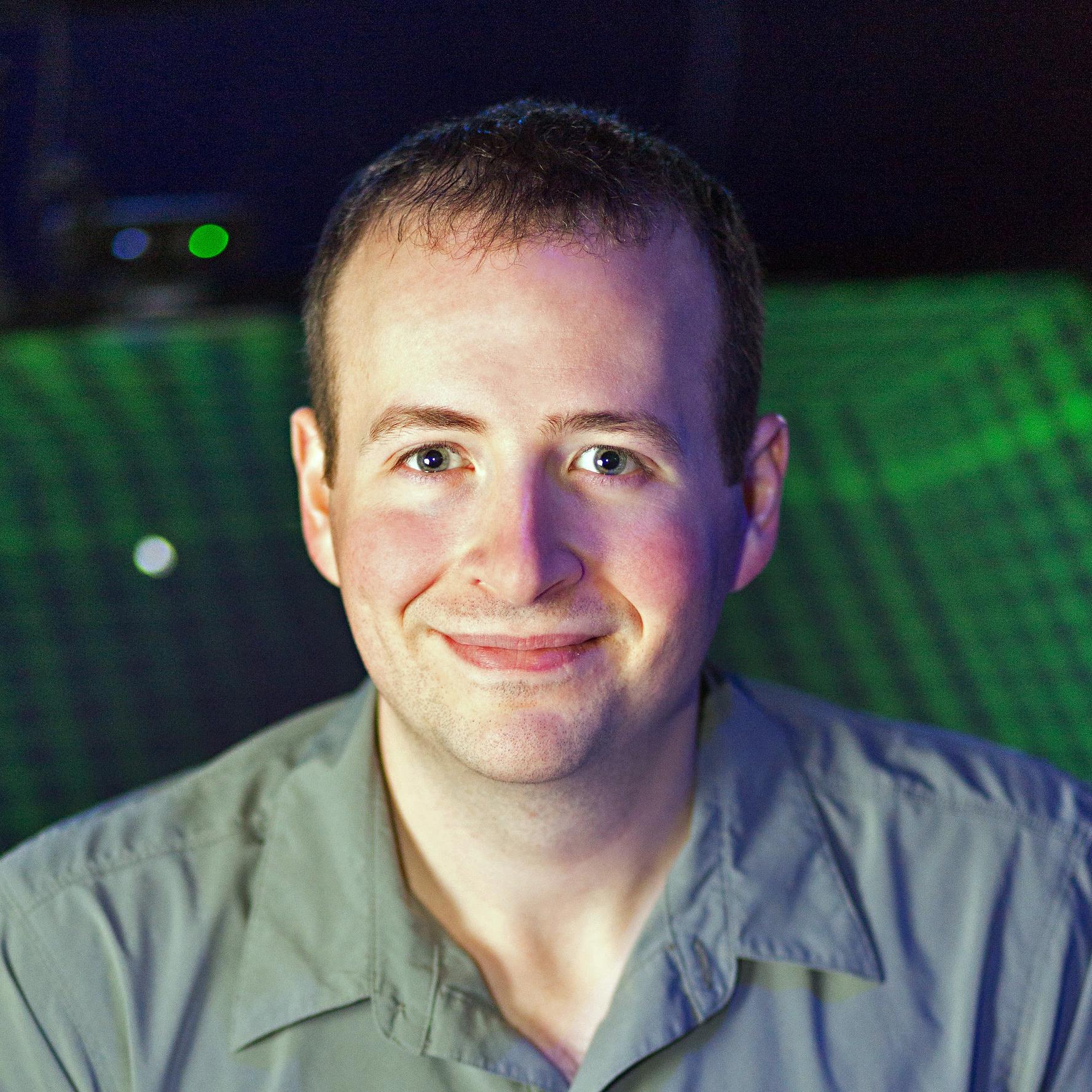 Guest Lecturer: Evan Suma Rosenberg, Ph.D.