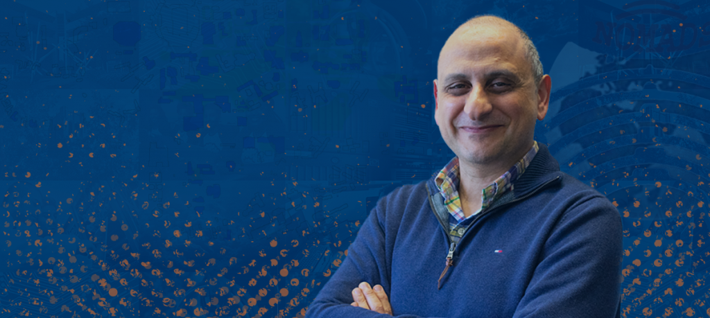 Ahmed Helmy, Ph.D., name IEEE Fellow
