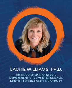 Laurie Williams, Ph.D.