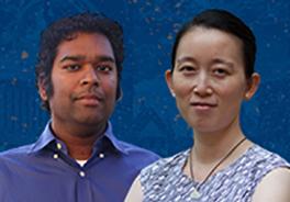 Kevin R.B. Butler, Ph.D., and Daisy Wang, Ph.D.