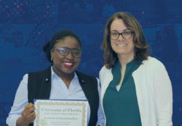 Aishat Aloba and Lisa Anthony, Ph.D.