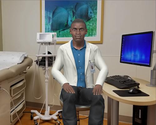 A virtual doctor