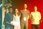 Student Wins Best Paper Award at ACM IVA 2019