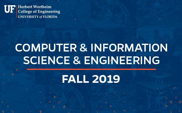 UF CISE Fall Digital Newsletter