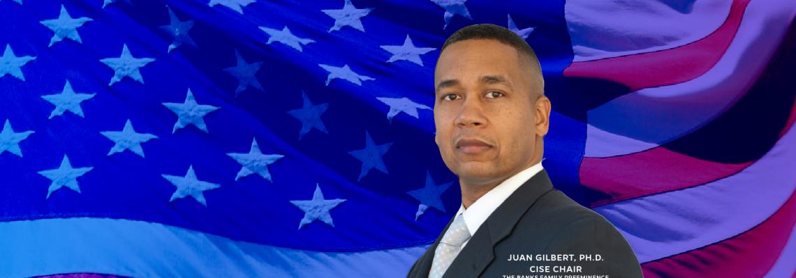 Juan E. Gilbert, Ph.D.