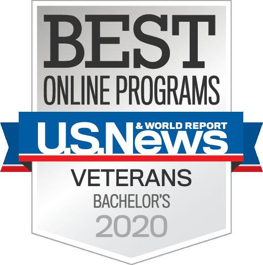 USNWR Veteran's Badge