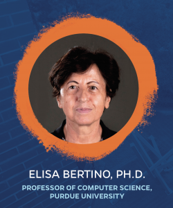 Elisa Bertino, Ph.D.