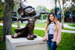 Alumna Turns Internship into Full-Time Position at Disney