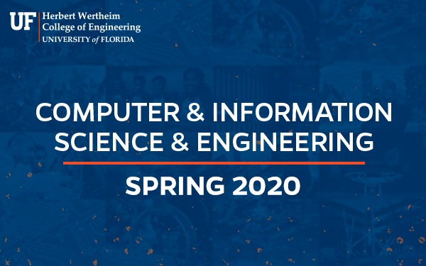 UF CISE Spring Digital Newsletter