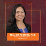Spotlight: Posadas Graduates as the First Latina to Earn a Ph.D. from UF CISE