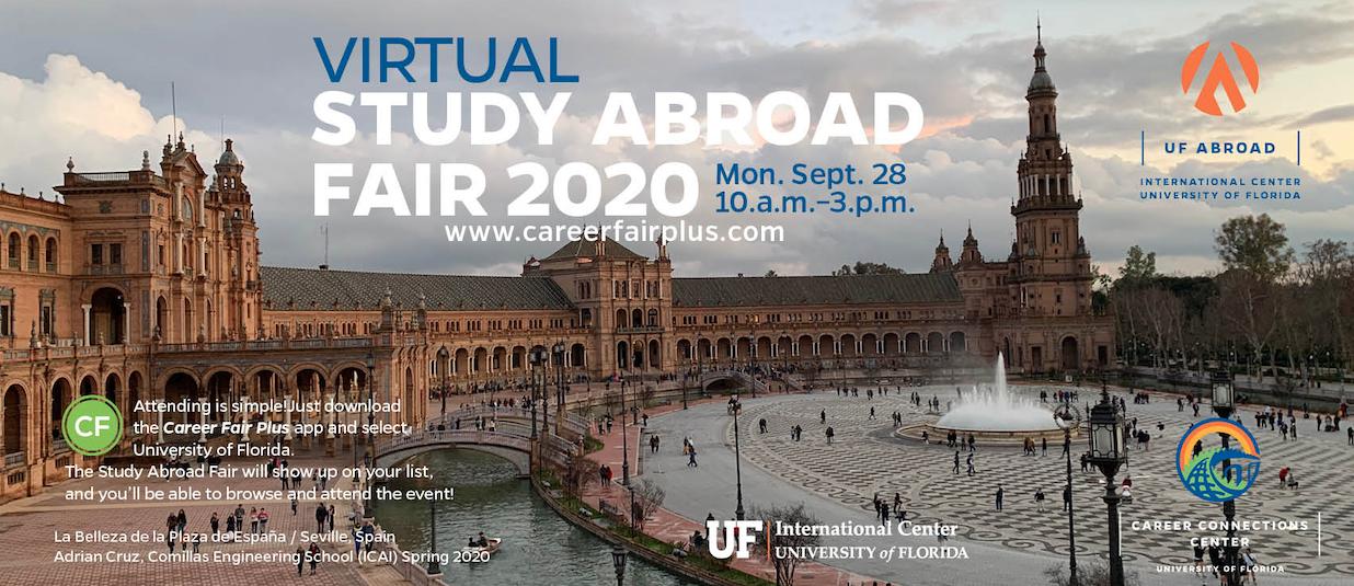 Virtual Study Abroad Fair