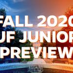 Fall 2020 Junior Preview