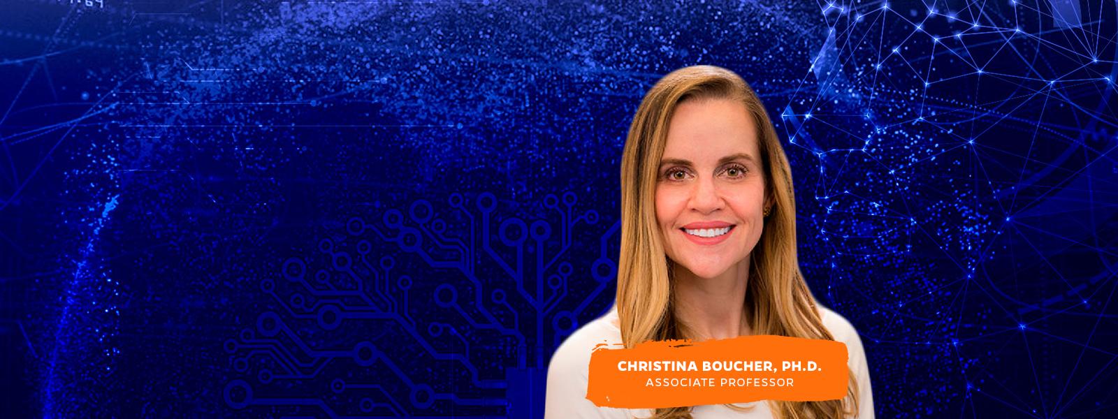 Christina Boucher, Ph.D.