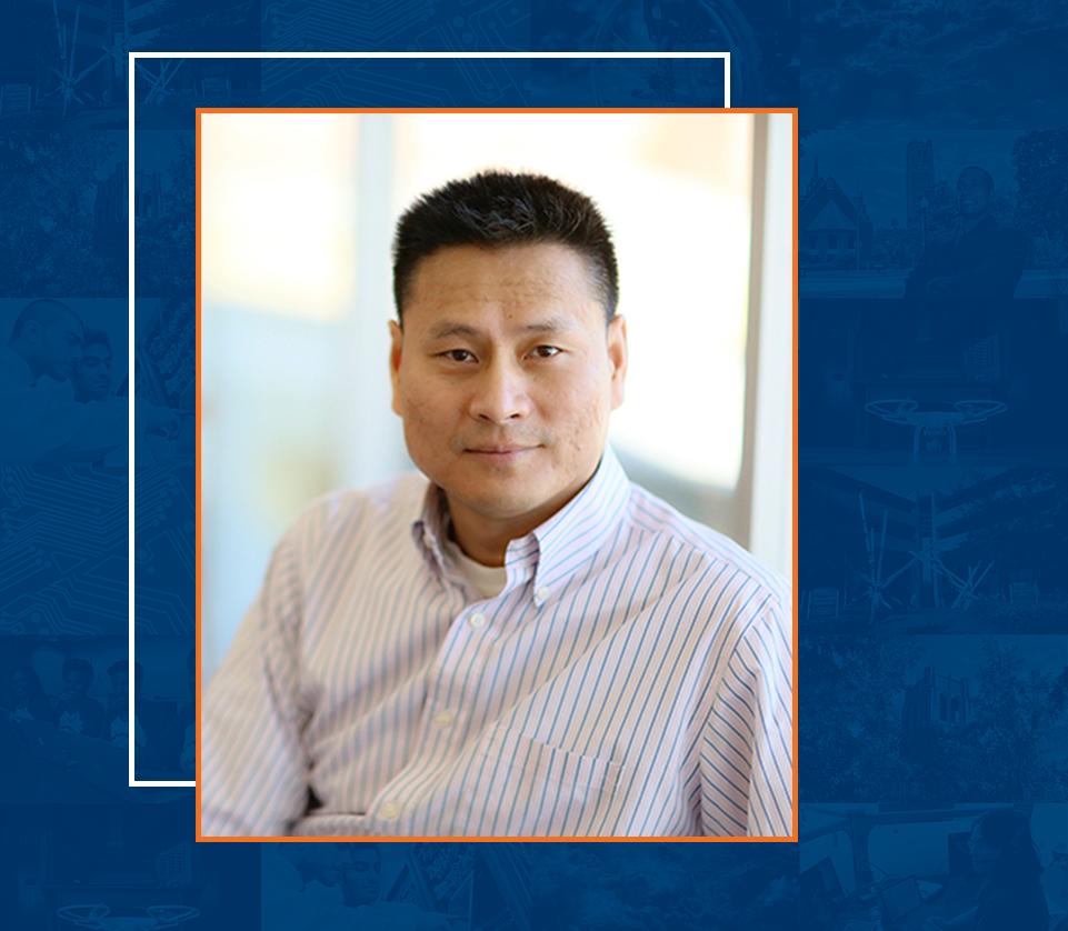 Chuck Huang, Ph.D.