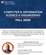 CISE Fall Newsletter, 2020