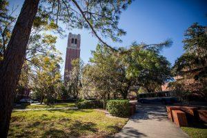 Century Tower on UF's Campus