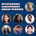 Outstanding Achievement Award Winners