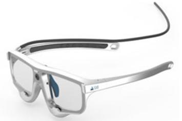 SensoMotoric ETG 2 head-mounted glasses
