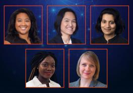 Christina Gardner-McCune, Ph.D., My T. Thai, Ph.D., Eakta Jain, Ph.D., Gloria Katuka, and Kristy Boyer, Ph.D.
