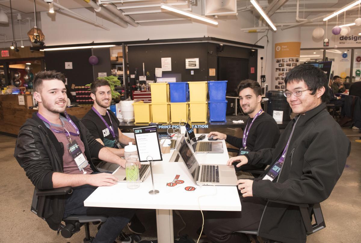 The Kernel Sanders CTF Team.